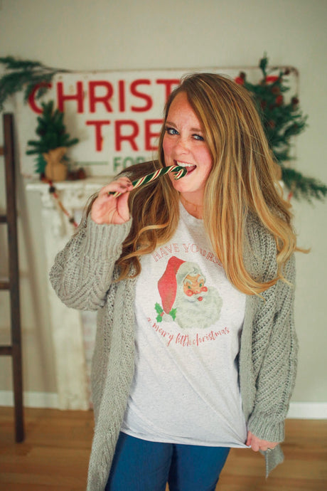 Have Yourself a Merry Little Krista-mas