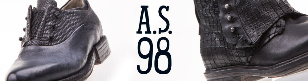 Fall Favorite: A.S.98!