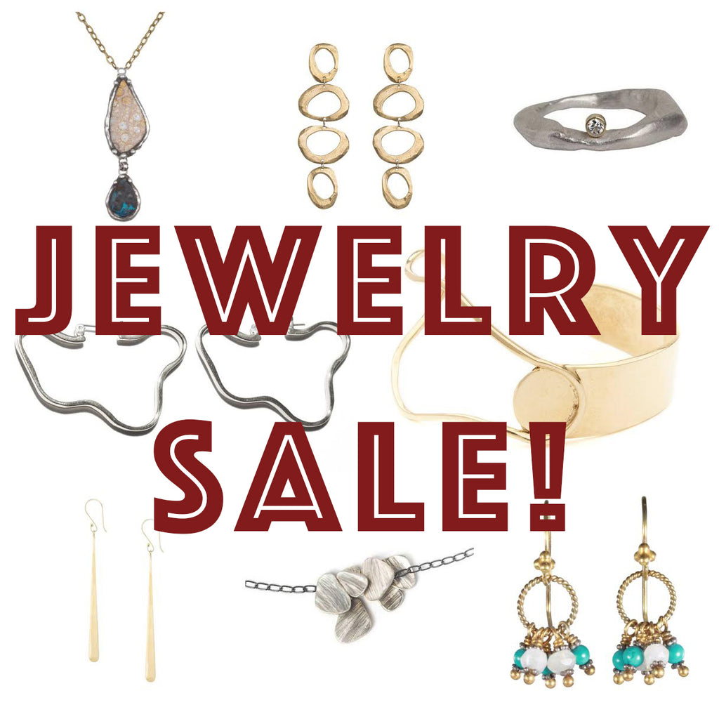 JEWELRY SALE - 20% Now through Friday