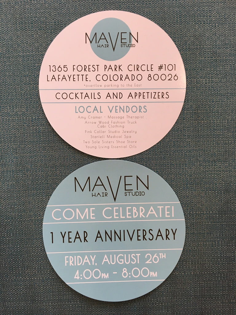 PAST EVENT - Maven Pop-Up