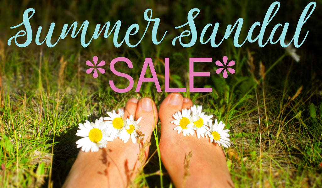 Summer Sandal SALE!