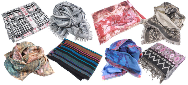 shop asian eye scarves