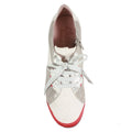 clocharme sneakers 0202 red