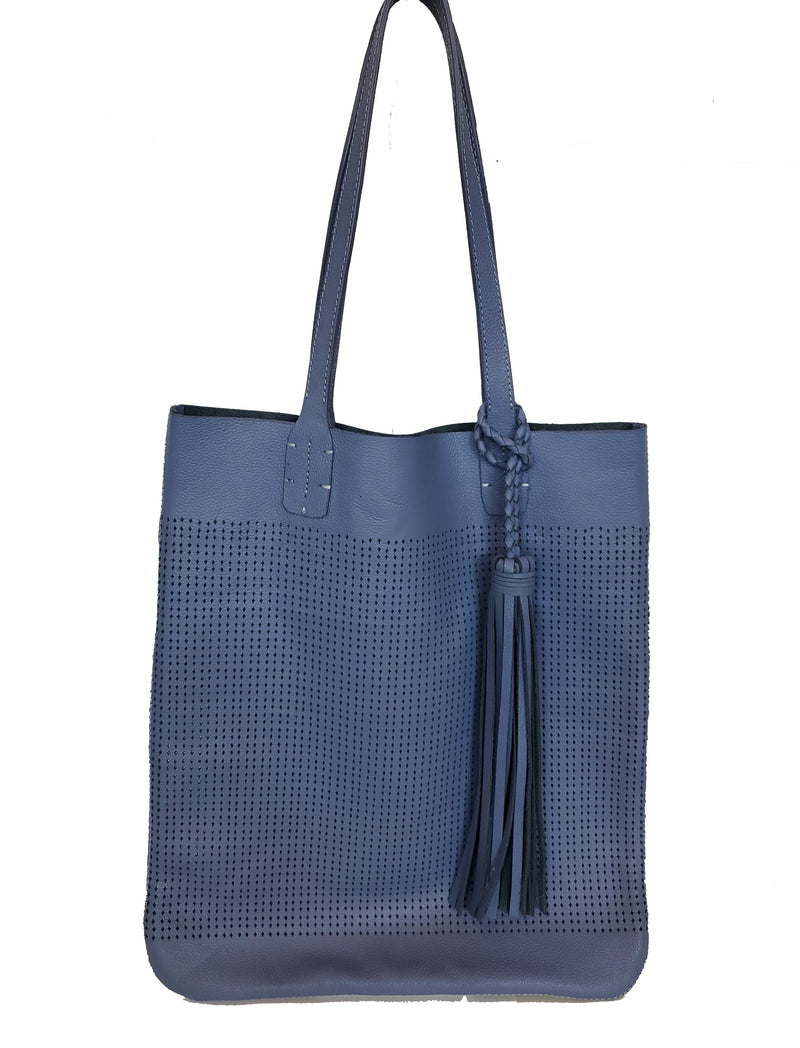 Thompson Shopper in Denim Blue