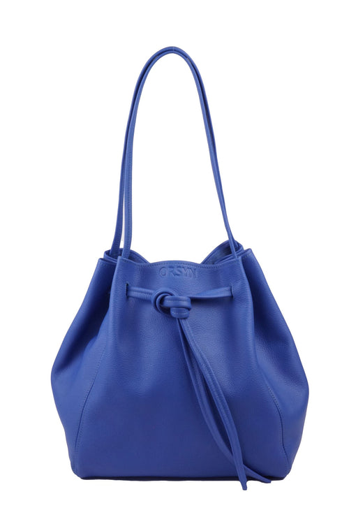 Florence Tote in Blue