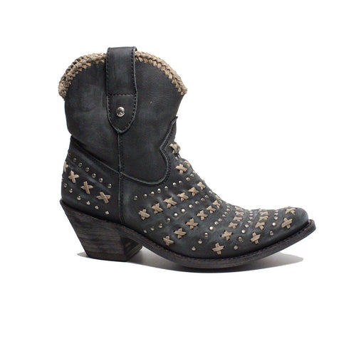 LB711222 by Liberty Black in Vintage Negro