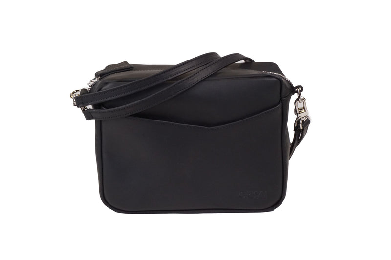 Rome Crossbody in Black