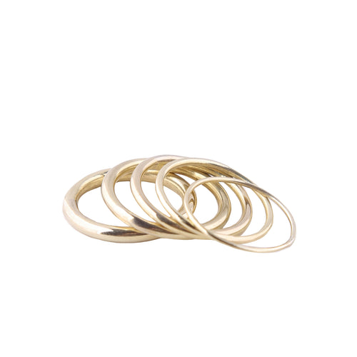 Saturn Ring Stack by Soko