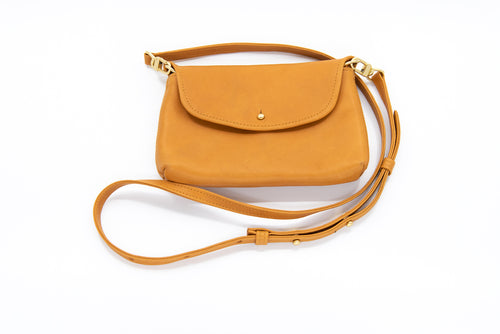 Continental Crossbody in Butterscotch