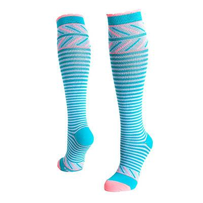S'mitten Compression Socks in Aqua