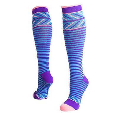 S'mitten Compression Socks in Purple