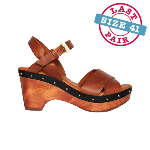 zaftig wooden wedges