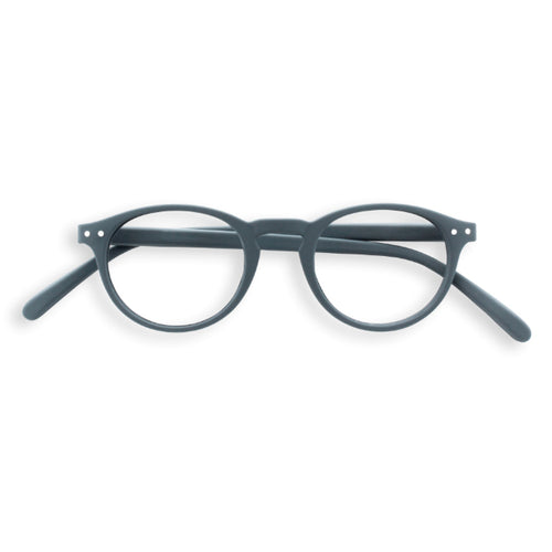 #A Shape Readers in Grey