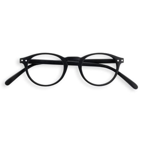 #A Shape Readers in Black