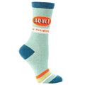 Adult In Training Socks