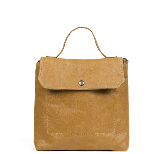 Aghi Backpack in Camel