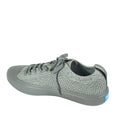 grey mesh sneakers womens