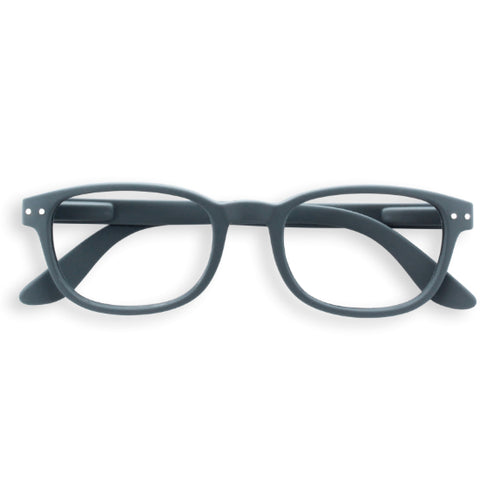 #B Shape Readers in Grey