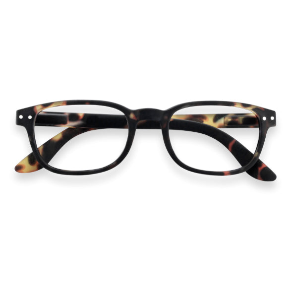 #B Shape Readers in Tortoise