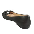 perfect simple black ballet flat online