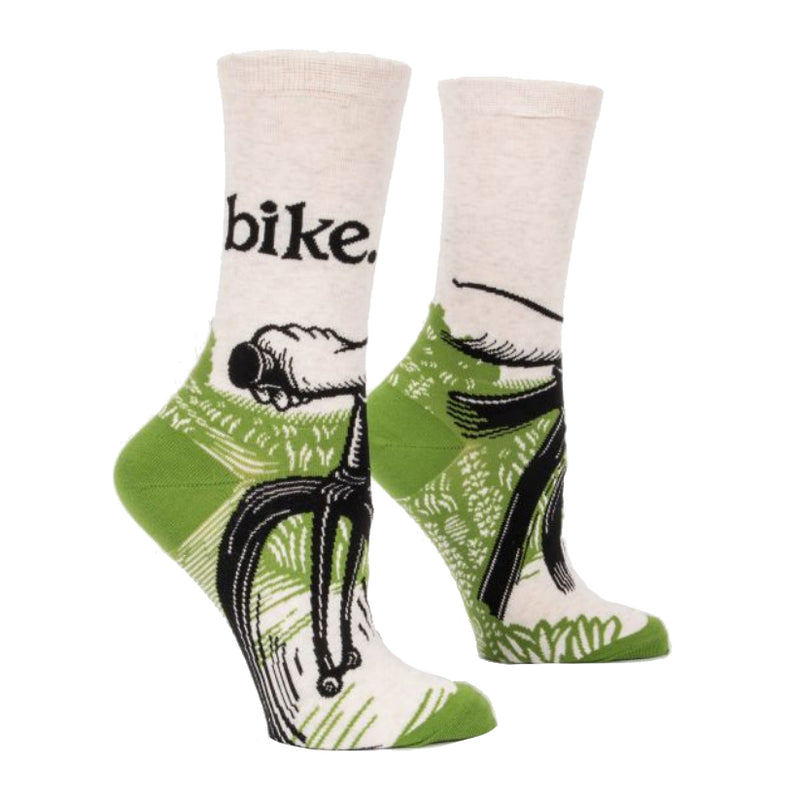 Bike Path Socks
