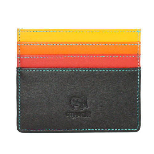 110 in Black Pace wallet