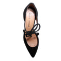 womens fall black heels
