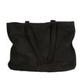 black leather tote rps