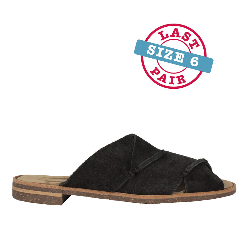 Arty Farty Sandal in Black udot