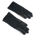 carolina amato gloves black gift
