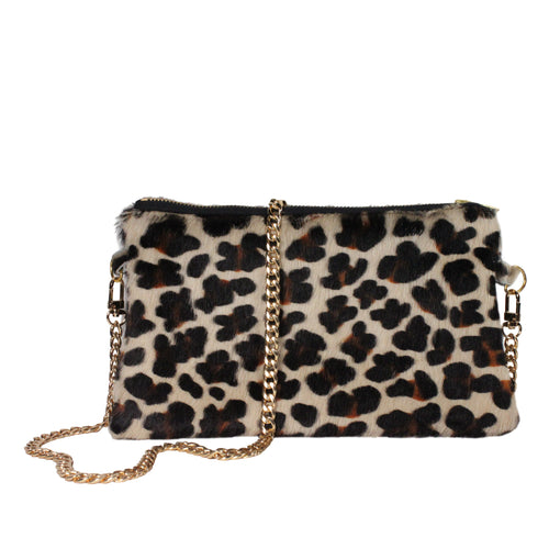 Hyde Crossbody in Cheetah
