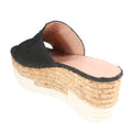 new womens homers slide platform snake
