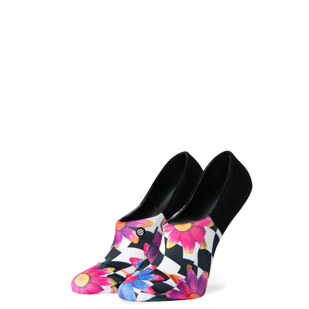 Crazy Daisy Super Invisible in Black/Floral Multi
