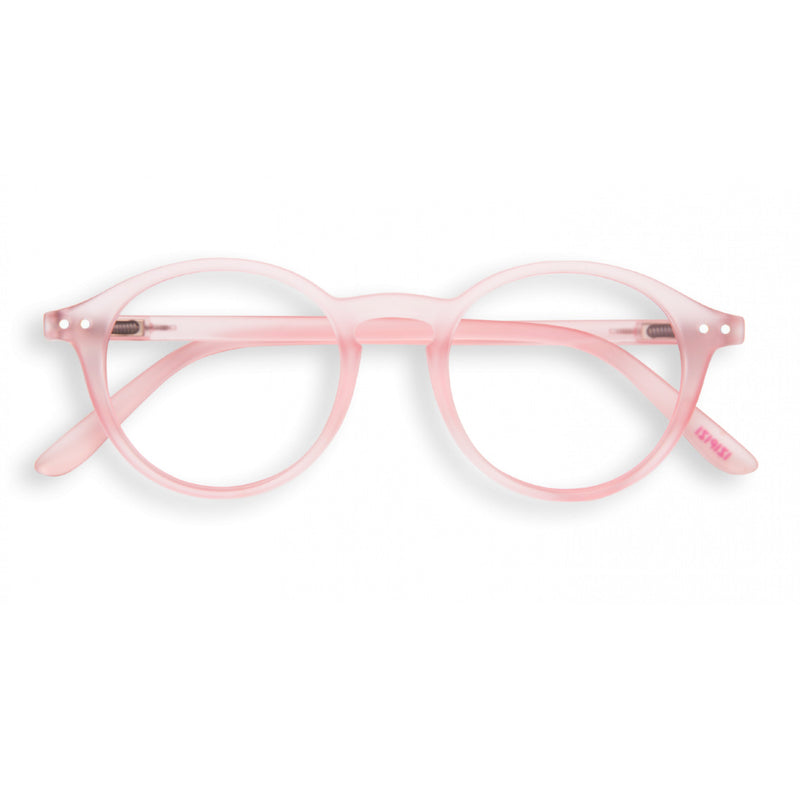 #D Shape Readers in Pink Halo