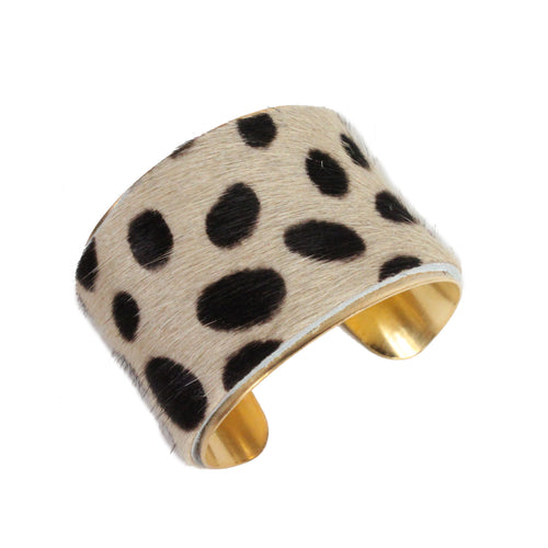 Hyde Cuff in Dalmation