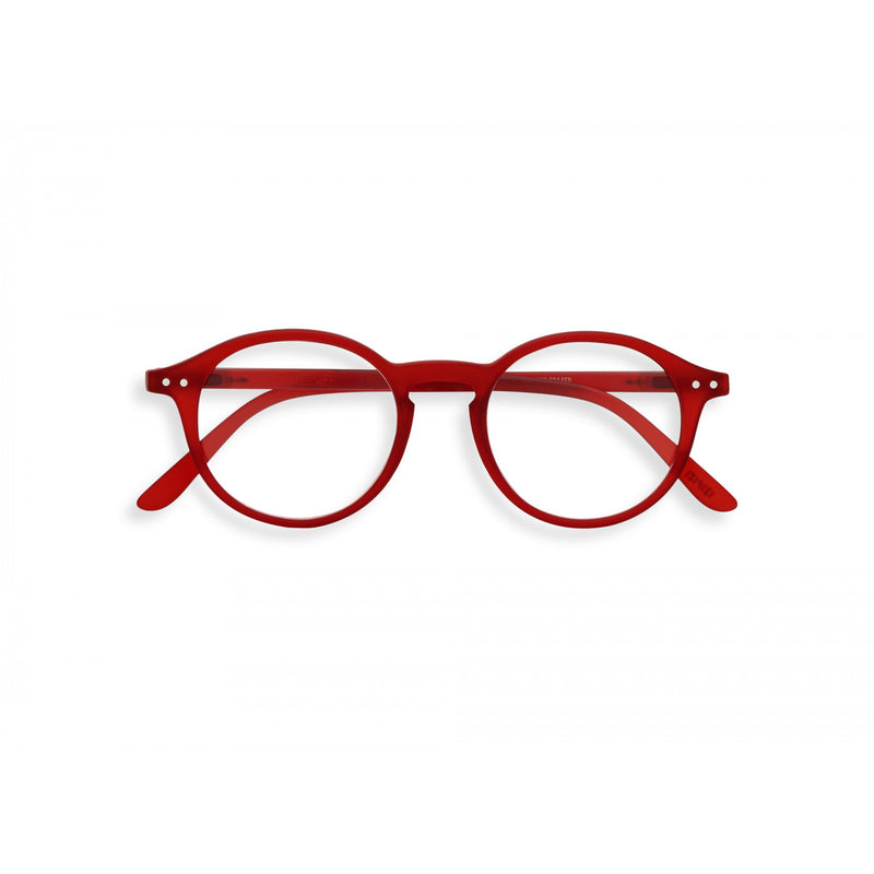 #D Shape Readers in Red Crystal