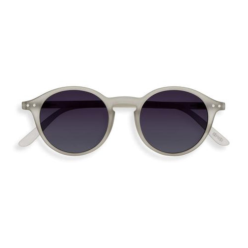#D Shape Sunglasses in Defty Grey