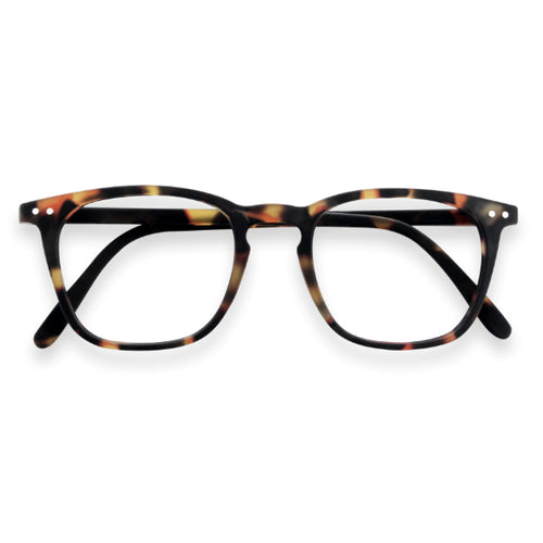 #E Shape Readers in Tortoise