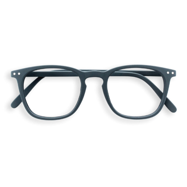 #E Shape Readers in Grey
