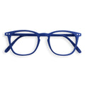 #E Shape Readers in Navy Blue