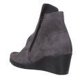 wedge bootie arche womens