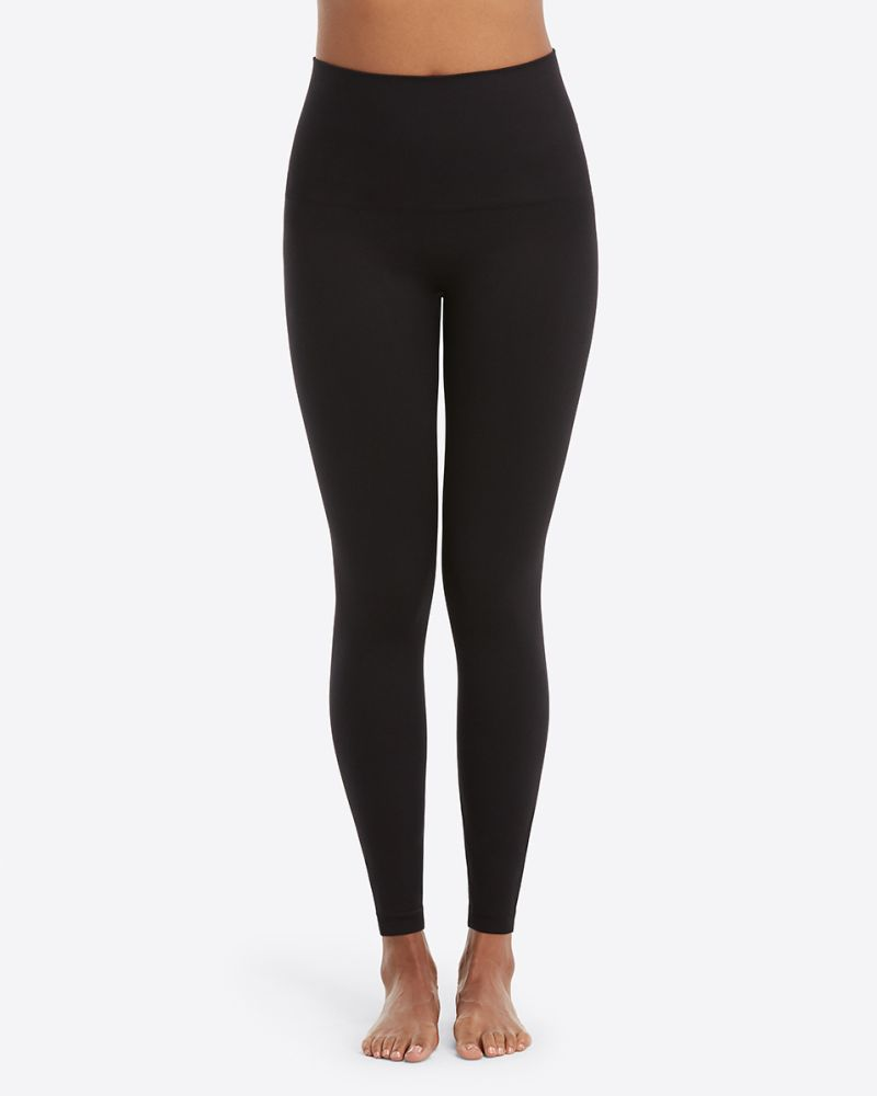 Look At Me Now Seamless Leggings in Very Black