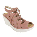 platform wedge spring summer womens comfort