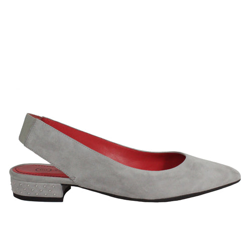 2212 in Grey slingbacks