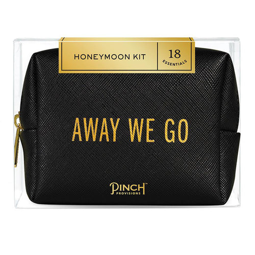 Midi Honeymoon Kit in Black