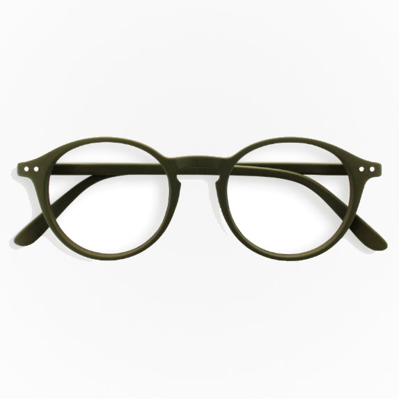 #D Shape Readers in Khaki