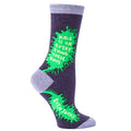 Kale Is On Everything These Days Socks