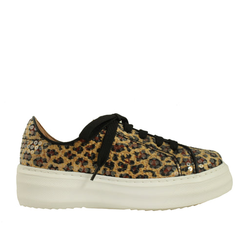 Met Trim Trainer in Leopard