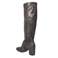 metallic boot fall womens coclico