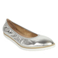 pretty silver flats french sole doorway